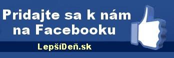 lepsiden.sk Facebook