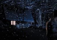 Opustená chata, tma a snehová kalamita.