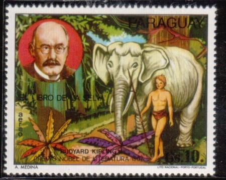 Rudyard Kipling Kniha džunglí