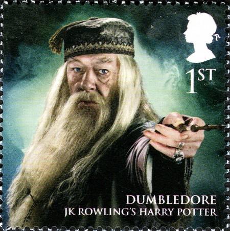 Harry Potter a Dumbledore