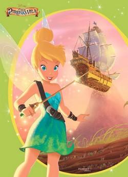Cililing - Pirátska víla