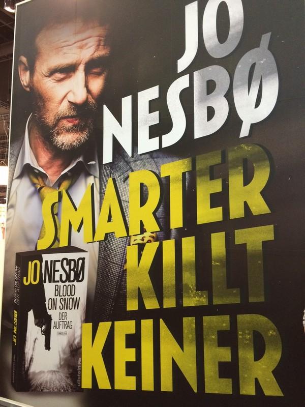 Jo Nesbo - kráľ severskej krimi.