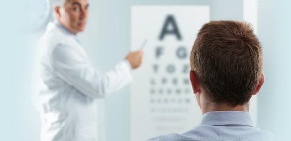 očná ambulancia