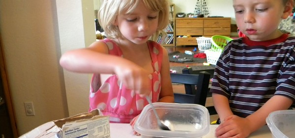 vedecké pokusy pre deti