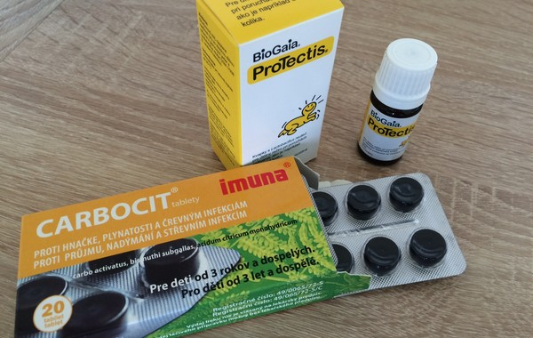 probiotické kvapky