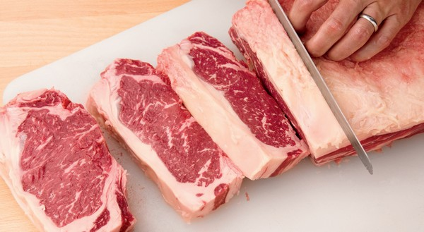mäso steak grilovanie