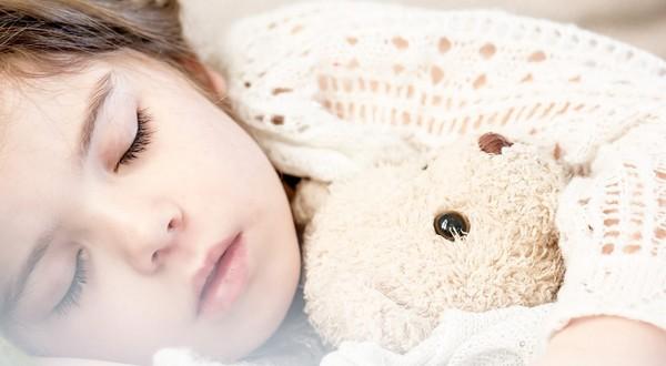spánok dieťa