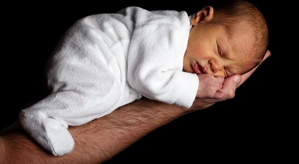 dieťa spánok