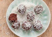 Čokoládovo kokosové pralinky (RECEPT)