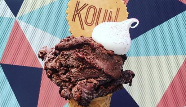 najlepšia zmrzlina koun