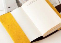 Vyrobte si originálny obal na knihy