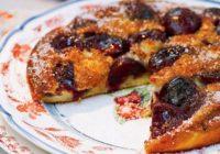 Úžasná čerešňová omeleta (maškrta na víkend)