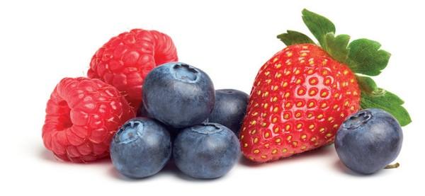 čerstvé ovocie