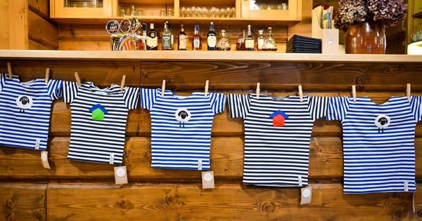 Limitovaná edícia pískacích tričiek pre Liptovský dvor.