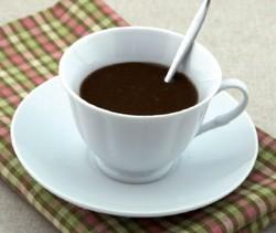 Karobová čokoláda.