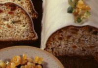 Chlebíček sbielou polevou (maškrta na víkend)