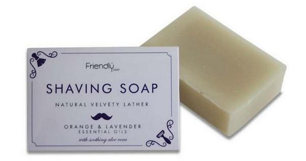 darčeky pre mužov - prírodné mydlo