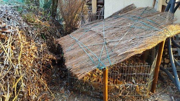 prírodná záhrada ježko domček