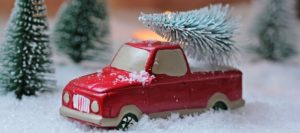 vianočný ťahák stromček