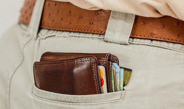 vreckoví zlodeji a peňaženka