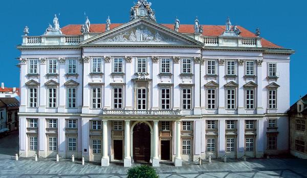7 zaujímavých miest - Primaciálny palác