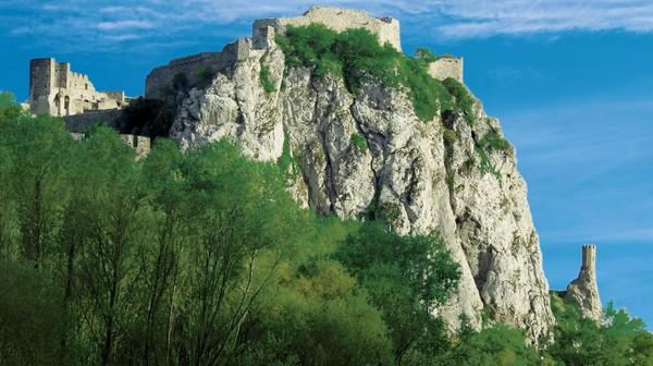 7 zaujímavých miest - hrad Devín