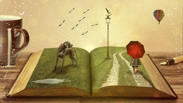 čarovné knihy pre deti