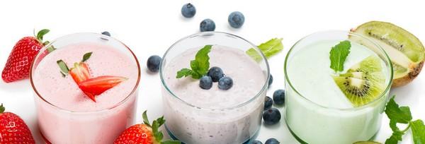 zdravé smoothie