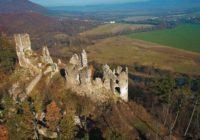 Krásy Slovenska: zrúcanina gotického hradu Revište