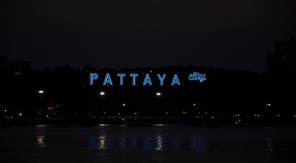 Nočná Pattaya