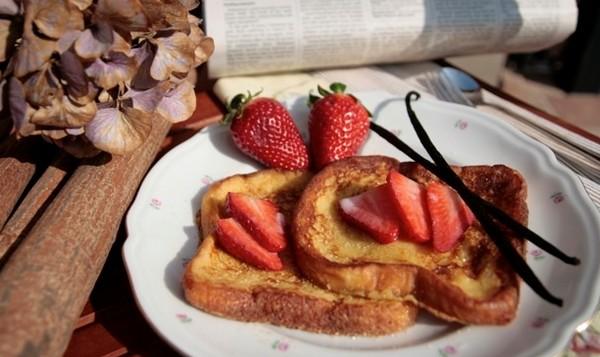 sladký toast