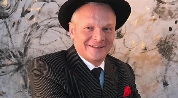 Imrich Béreš ako Frank Sinatra