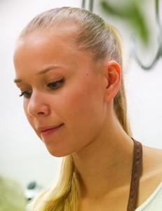 Lucia Gažová a knihy foodblogerov