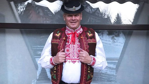 imrich béreš miluje folklór