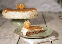 Úžasná torta so slaným karamelom