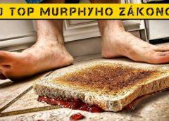 Murphyho zákony. 30 najobľúbenejších zákonov