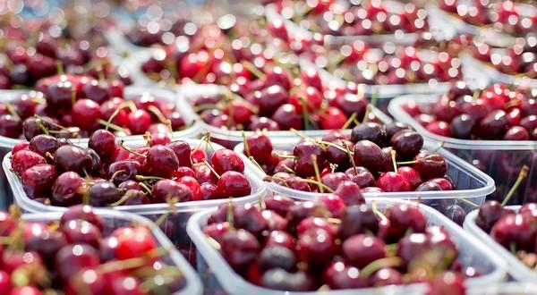 ovocie čerešne