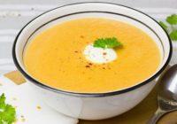 Liečivá polievka, zktorej sa dobre chudne