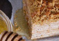 Marlenka. Úžasná medovo-orechová lahôdka
