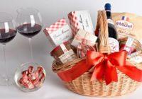 Poskladajte si darčekový kôš z pohodlia domova