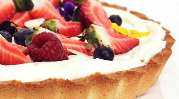 vanilková torta