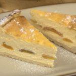 Broskyňovo-tvarohový koláč (maškrta na víkend)