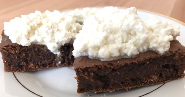 priveľa cukety cuketové brownie s tvarohom
