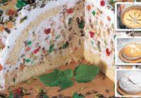 Cassata. Tvarohová bomba (maškrta na víkend)