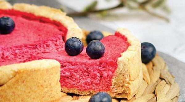 cviklový koláč cvikla červená repa
