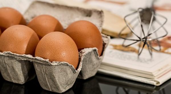 o vajíčkach