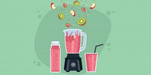 vybavte si kuchyňu mixér