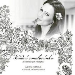 Adriana Poláková Voňavá omaľovánka