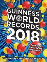 guinnessova kniha rekordov 2018