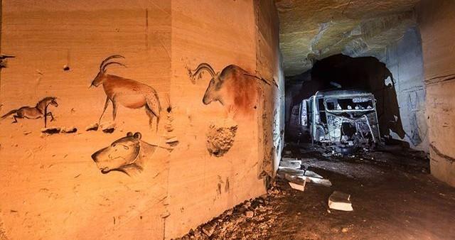 Jaskyňa Lascaux turisti